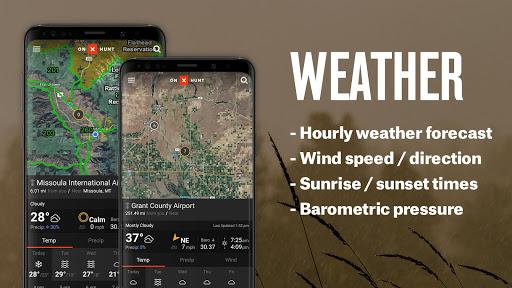 onX Hunt: Hunting Maps, Offline GPS/Nav & Weather screenshots 5