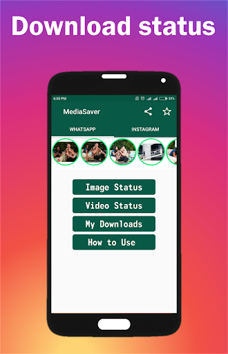 MultiSave - Instagram Download and Status Saver  by NewBie