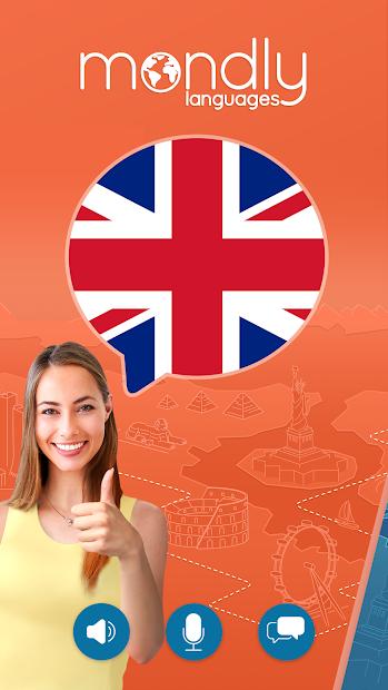 Learn English. Speak English Android App Screenshot