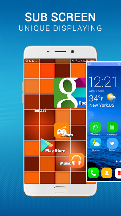 Launcher for Oppo: Themes and Wallpapers for Oppo APK