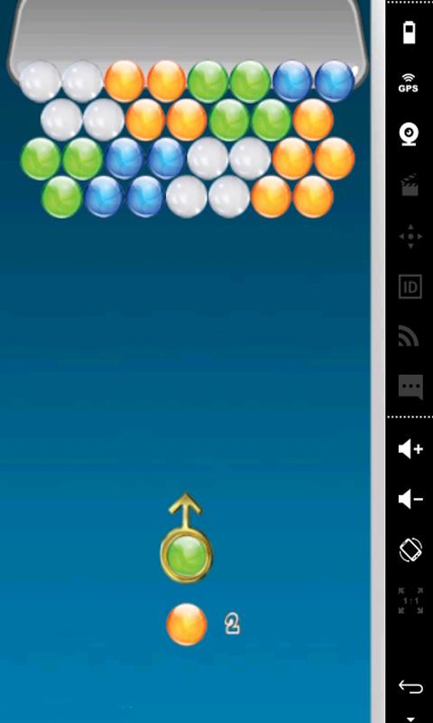 bubble shooter playit