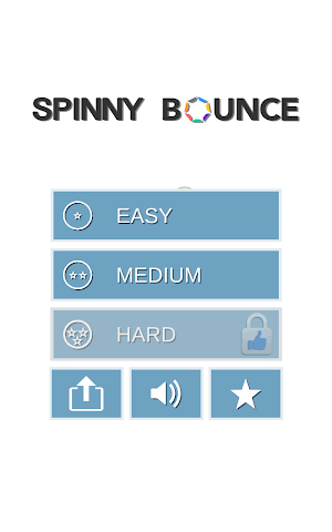 android Insane Bounce-Spinny Circle Screenshot 5