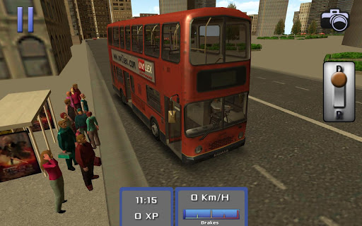 Bus Simulator 3D screenshot 21