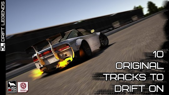 Drift Legends: Real Car Racing MOD APK (Unlimited Money) 5