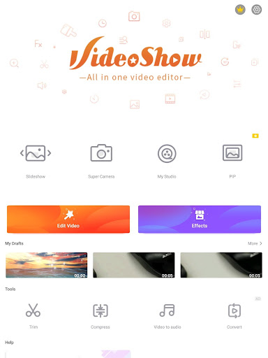 VideoShow Video Editor, Video Maker, Photo Editor screenshot 13