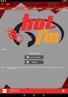 Hot FM- screenshot thumbnail