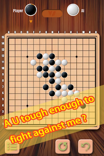 玩免費棋類遊戲APP|下載Gobang app不用錢|硬是要APP