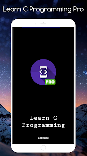 Learn C Programming Pro Screenshot