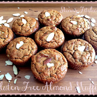 Gluten Free Almond Muffins