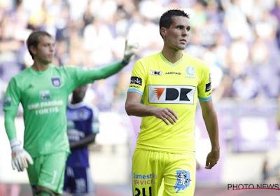 """""""Als ik bij Charleroi niet tevreden was met 25 goals, ben ik dat zeker niet met zes stuks bij AA Gent"""""""