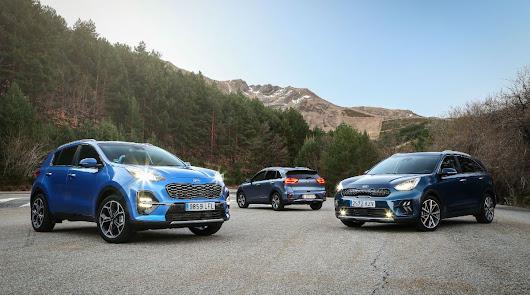 Kia Automóviles Robe extiende la garantía de sus vehículos