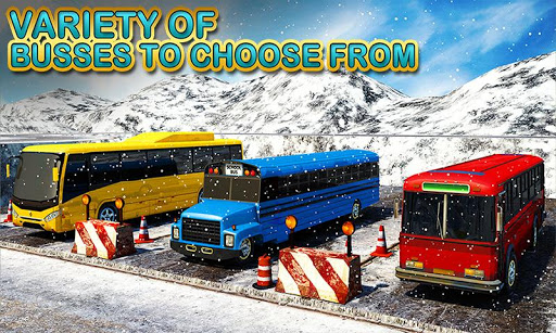 Bus Driver 3D: Hill Station 1.7 screenshots 2