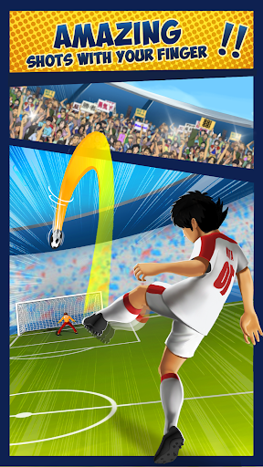Soccer Striker Anime - RPG Champions Heroes 1.3.4 Screenshots 2
