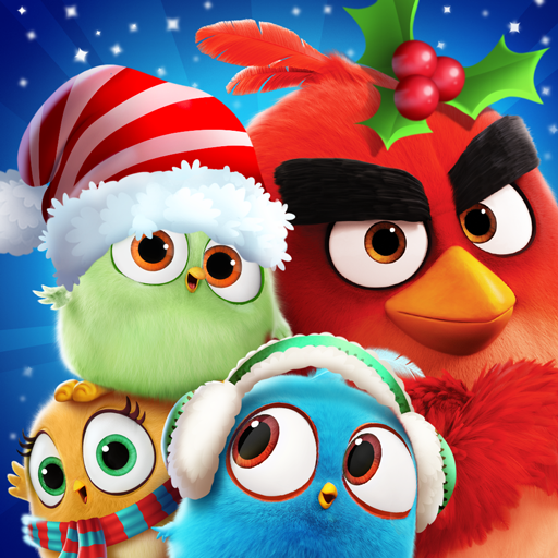 Angry Birds Match 3 APK Cracked Download