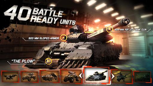 War Planet Online: Global Conquest screenshot 5