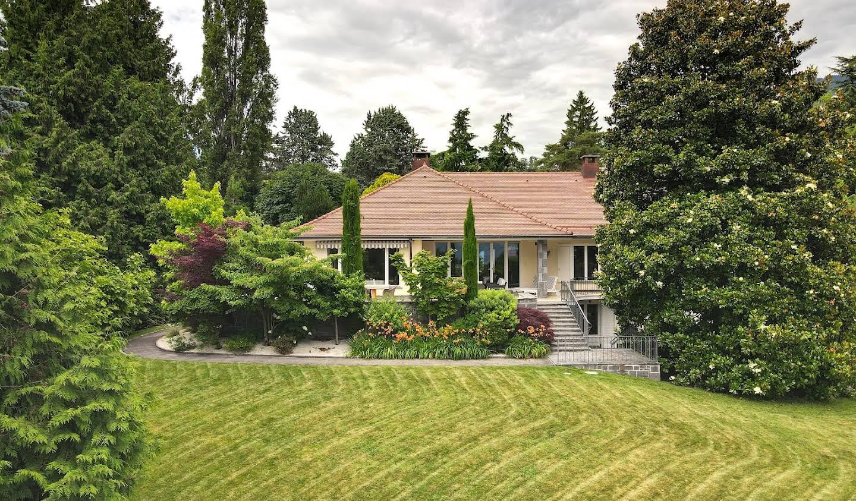 Maison avec jardin et terrasse Montreux