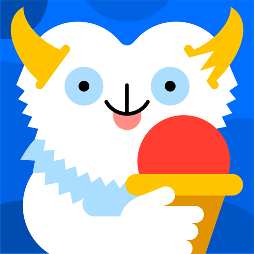 泡泡冰淇淋 - 面向儿童的音乐乐园 教育 App LOGO-APP試玩