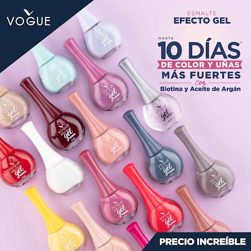Esmalte Vogue Efecto Gel