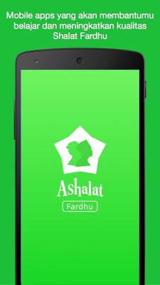 Ashalat : Shalat Fardhu - screenshot