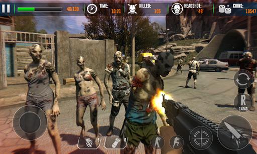 Zombie Hunter The Dead Killer 3D 1.0 screenshots 1