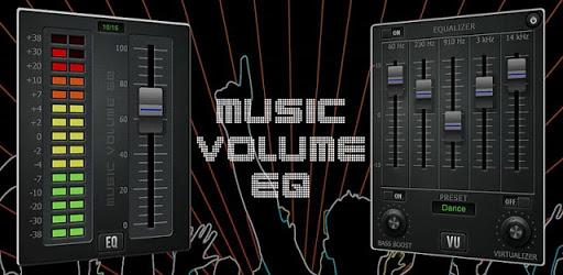 Musica Volume Equalizzatore