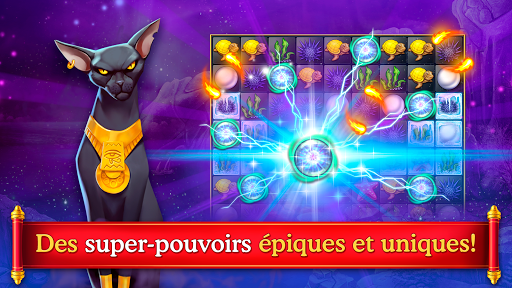 Cradle of Empires Match-3 Game APK MOD (Astuce) screenshots 3