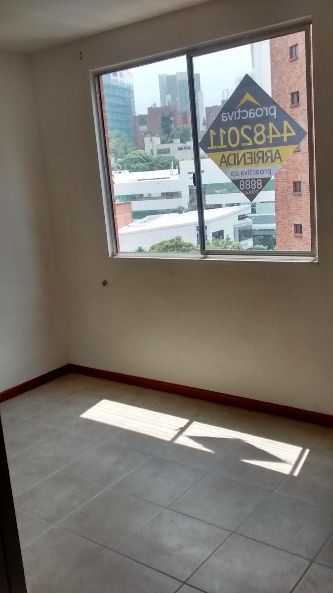 apartamento en arriendo poblado 497-1773