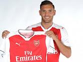 Arsenal heeft de komst van Lucas Perez bekendgemaakt