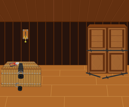 Escape from attic