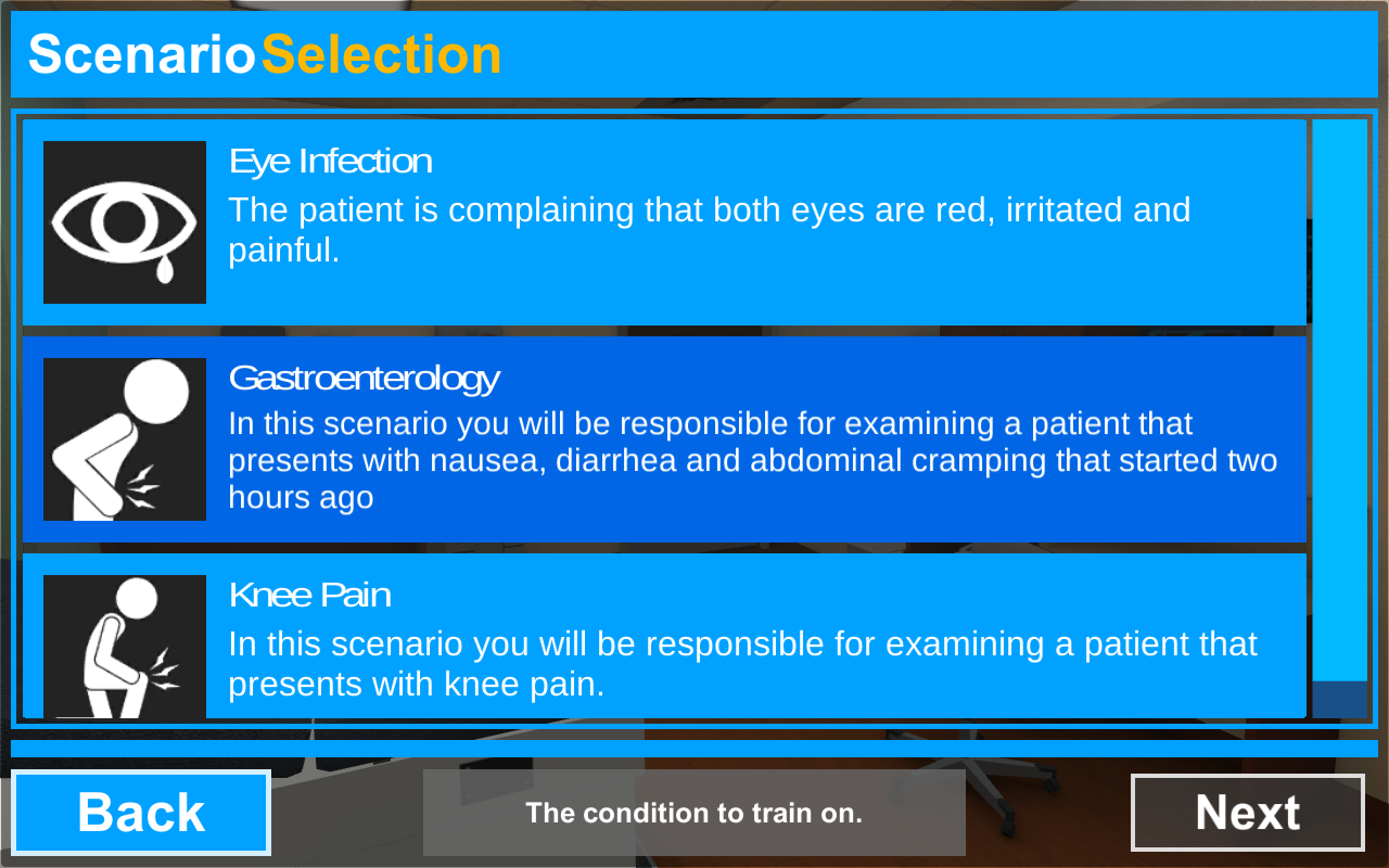 Clinical Skills Trainer (Free)- screenshot