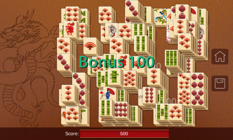 Mahjong Solitaire Classic- screenshot