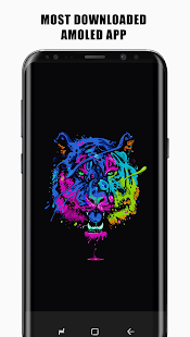 AMOLED 4K Wallpapers PRO 👑 Screenshot