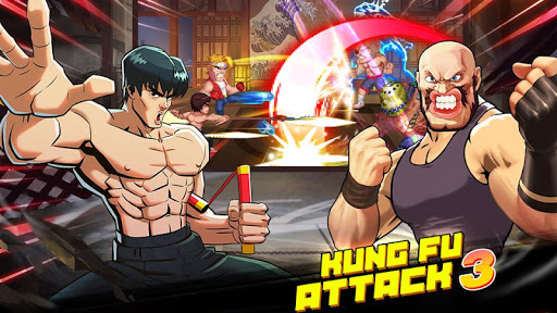 Kung Fu Attack 3 - Fantasy Fighting King apkmind screenshots 3