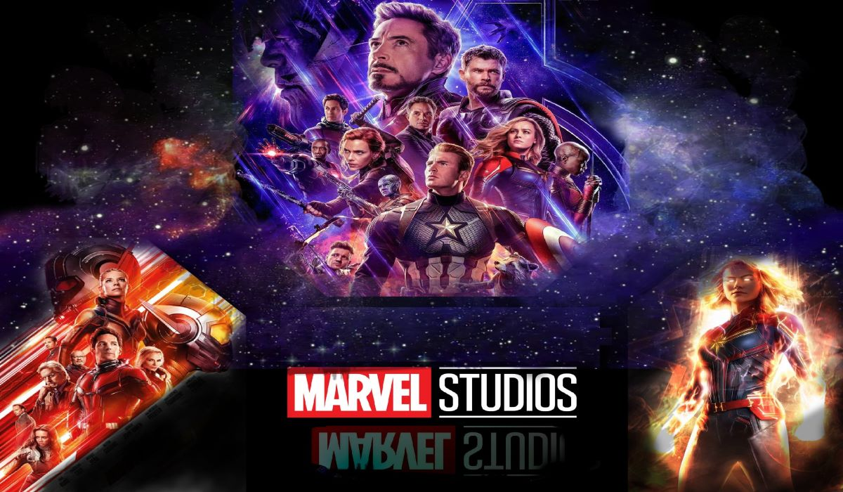 order to watch marvel cinematic universe collection