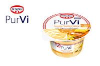 Angebot für 3 für 2 PurVi Bourbon-Vanille im Supermarkt - Purvi