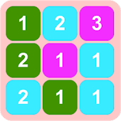 Block puzzle 1 2 3 - Math game for kids