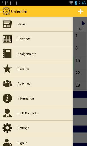 高評價推薦好用教育app AMMS Lions 2 Go!線上最新手機免費好玩App