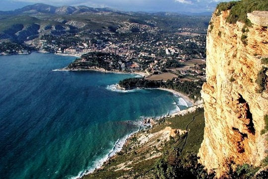 Cap Canaille, Кассис (Cassis)