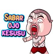Stiker Jawa Lucu - Stiker WA