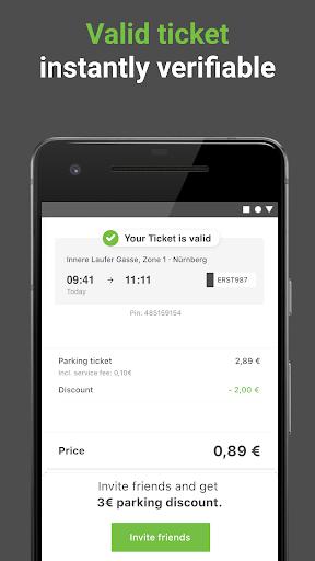 PayByPhone Parking screenshot 2
