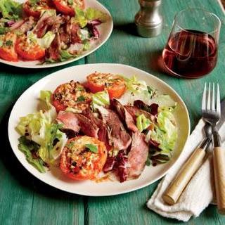 Tuscan Steak Salad.
