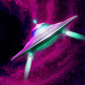UFO Explorer: Alien World X - Flying Saucer Lander