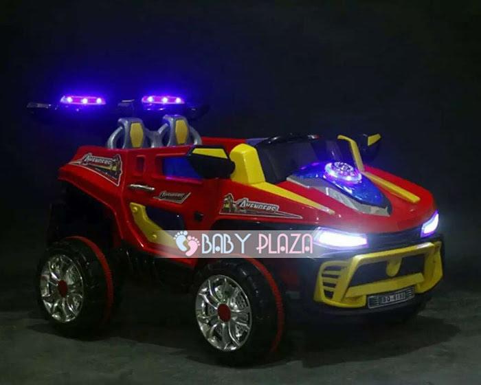Xe hơi điện cho bé BQ-6188 6