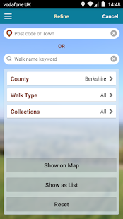 iFootpath - UK Walking Guides- screenshot thumbnail