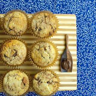 Oatmeal Nutella RESISTANCE Muffins Recipe