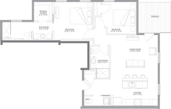 Go to The Crispin Floorplan page.