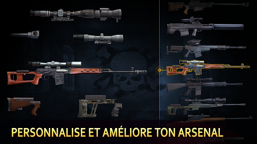 Télécharger gratuit Sniper Arena Jeu de tir en JcJ APK MOD 2