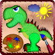 Dino Paint: Jurassic period