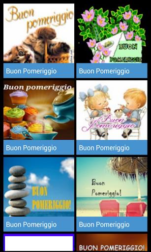 Buon Pomeriggio 1.0 screenshots 1