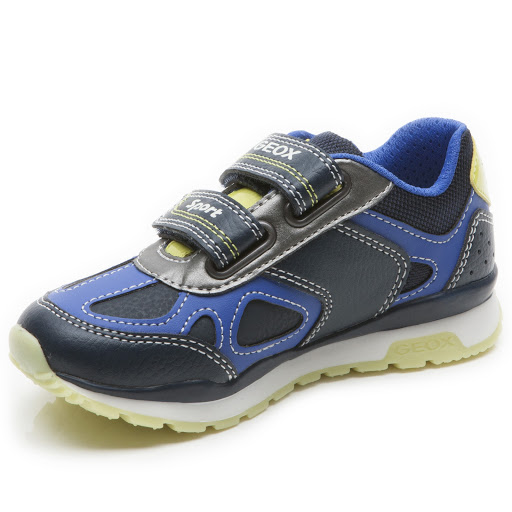 Thumbnail images of Geox Junior Pavel Trainer